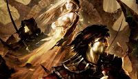 Geralt de Rivia en Netflix ~ La Espada en la Tinta