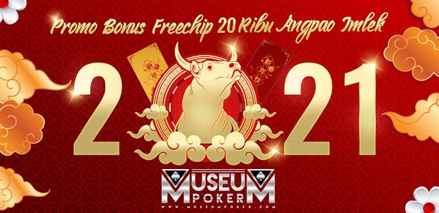 PROMO BONUS FREECHIP ANGPAO IMLEK 2021