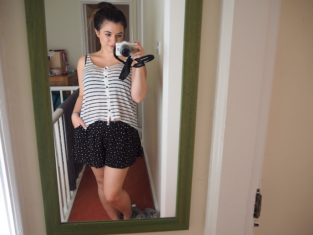 Blogging, Sunday Outings, Olympus Pen, H&M, Primark,