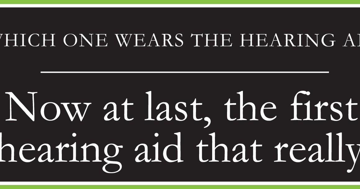 Lyric lyric hearing aid problems : Now at last, the