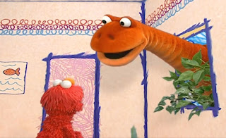Elmo's World Dinosaurs Interview