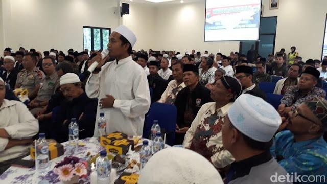 FPI Kabupaten Malang Sepakat HTI Tak Boleh Ada di Indonesia