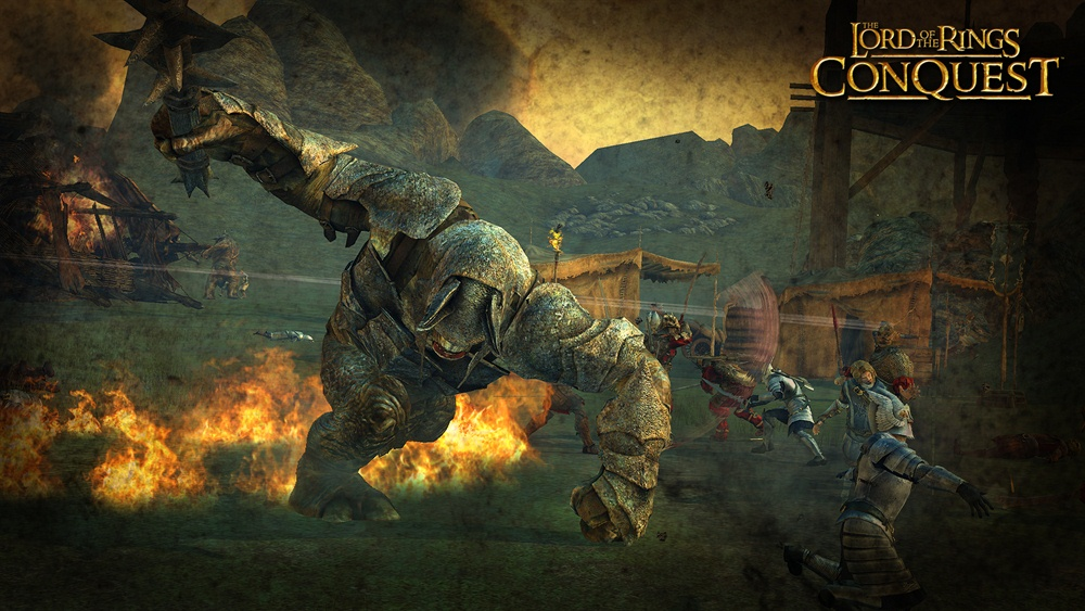 The Lord of the Rings Conquest Download Poster