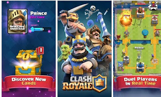 Clash Royal Apk V1.2.3