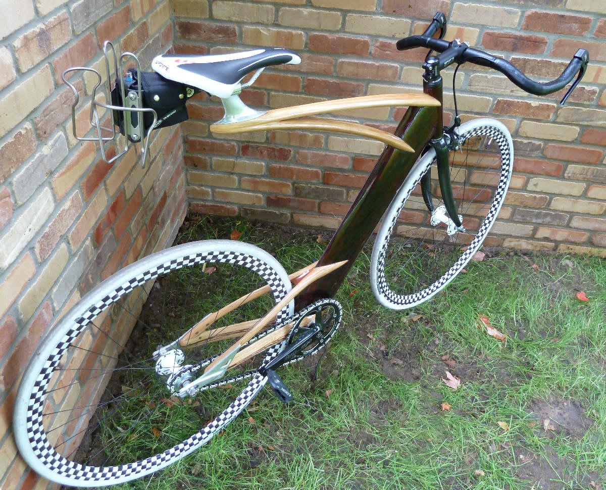 Modifikasi Sepeda Fixie Ala Tukang kayuInformasi Unik Dan