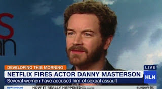 Actor Danny Masterson arrested for rape in Los Angeles