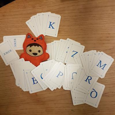 Découverte des cartes