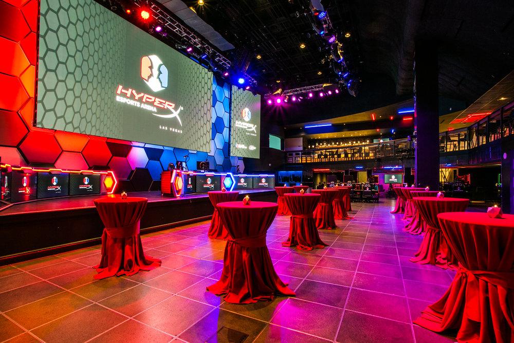 Amerika HyperX Esports Arena Las Vegas 7