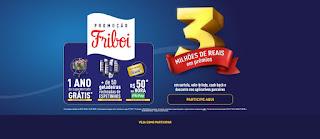 Promoção Friboi 2020 - 3 Milhões Prêmios 1 Ano de Supermercado, Geladeiras e 50 Reais na Hora