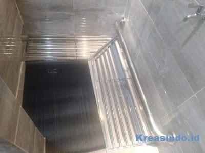 6 Alasan Mengapa Harus Menggunakan Grill Stainless Steel Untuk Tempat Wudhu