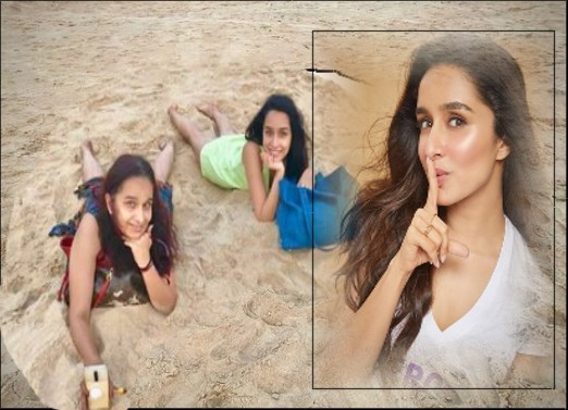 Birthday Mommy,A Beach For Shraddha Kapoor AndShivangi