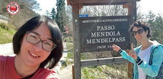 Passo Mendola, Dolomitas