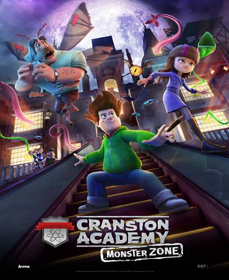 Cranston Academy Monster Zone 2020 English 480p HDRip 300MB Download