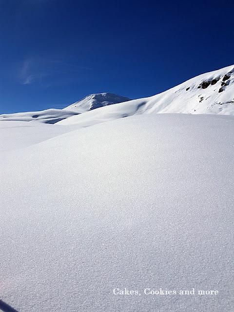 Zwischen Brüggerhorn und Maran