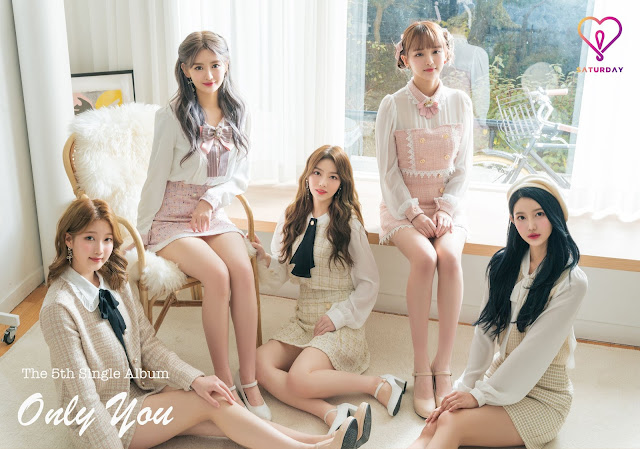 saturday only you single comeback