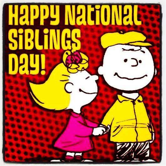 National Siblings Day Wishes Pics