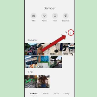 Cara Menghapus Foto Yang Dipindahkan Ke File Sampah Di Samsung A20s