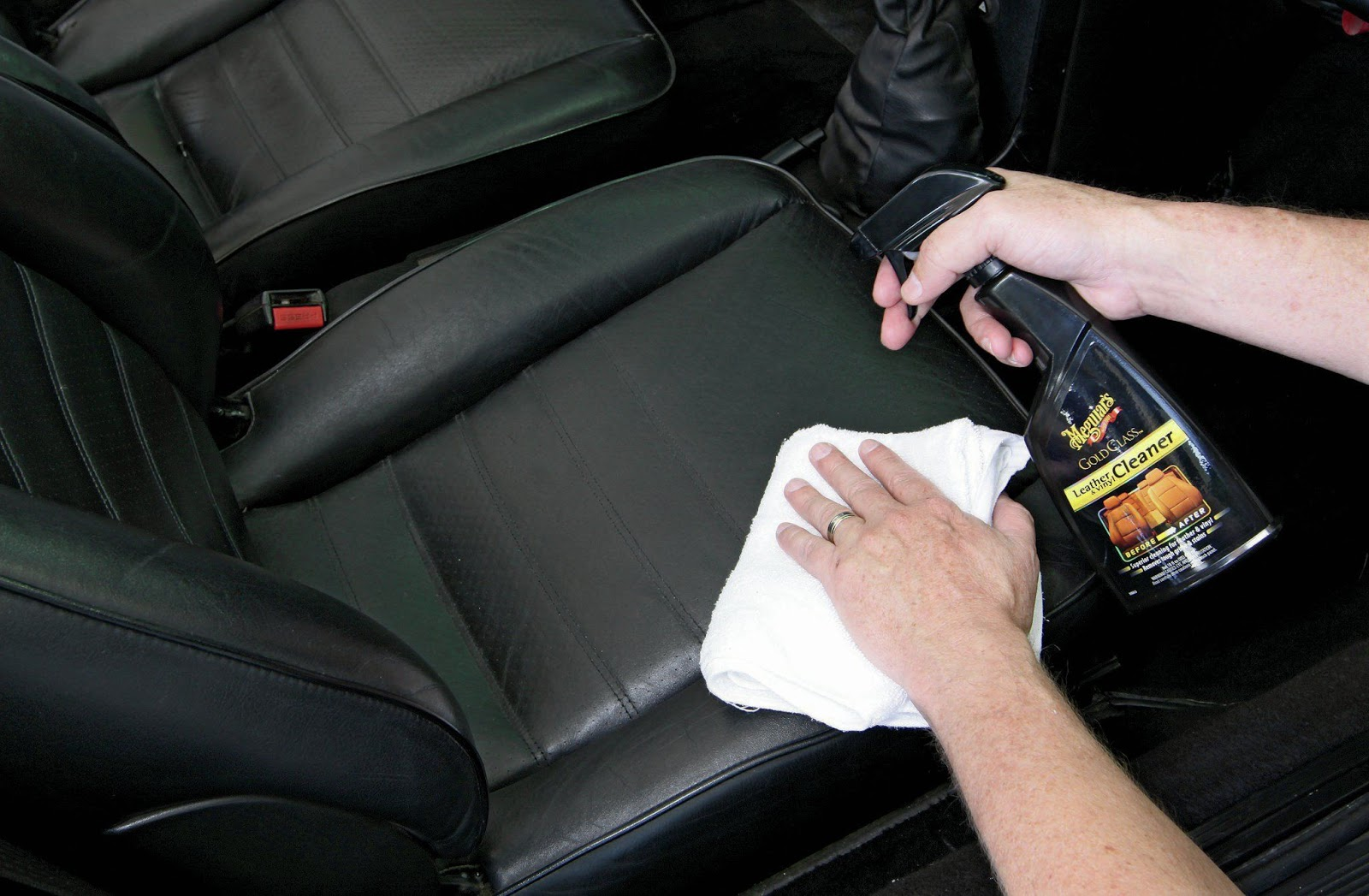 How To Take Care Of a Car's Leather Interior