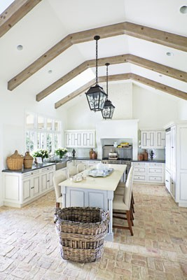 Color Outside the Lines: Kitchen Inspiration Month: Day One ...