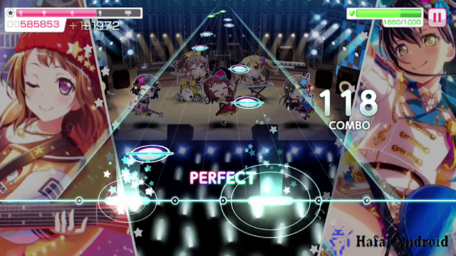 Game BanG Dream! Girls Band Party! Android