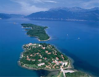 Island of flowers and island Sveti Marko - Tivat