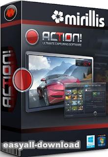 Mirillis Action! 2.1.0 Final [Full Key] โปรแกรมบันทึกวิดีโอหน้าจอ