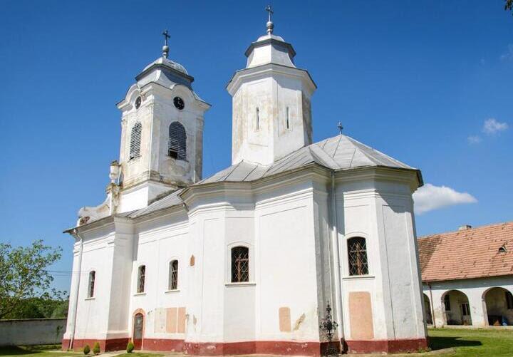 Manastirea Bezdin Siria Arad