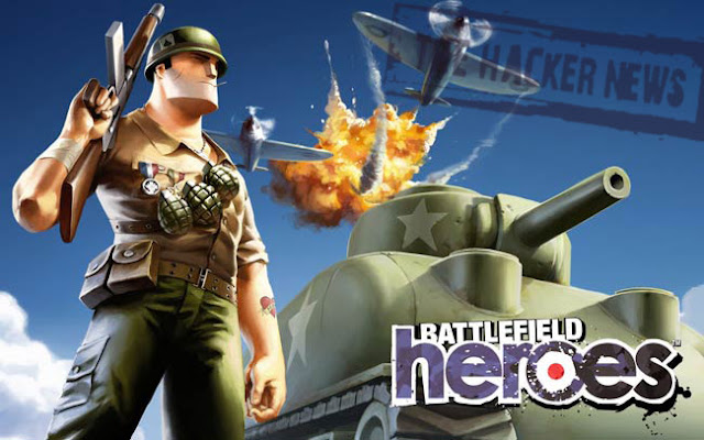 EA Game - Battlefield Heroes Accounts Hacked by 'Why So Serious?' Albanian Hacker