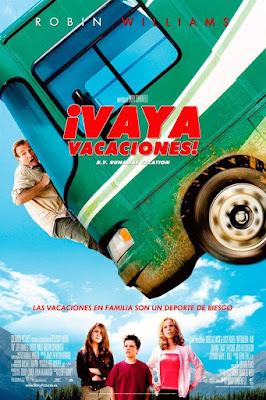 RV – Runaway Vacation [Latino]