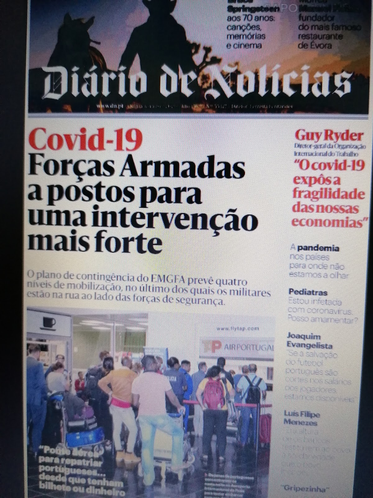 Jornalismo ou alarmismo?