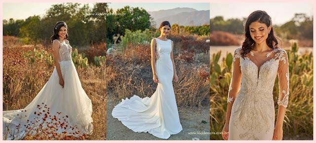 Vestidos de Noivas da Loja AW Bridal