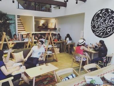 Alamat dan Nomor Telpon Kudos Cafe Surabaya