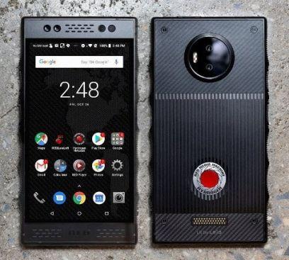 Promosi Smartphone RED Hydrogen One di Fast Furious 9 Sia - sia?