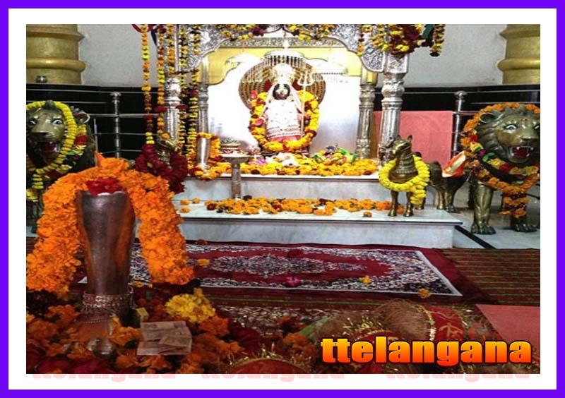 Savithri Shakti Peeth Temple Haryana Full Details