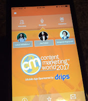 Content Marketing World App