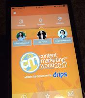 Content Marketing World App