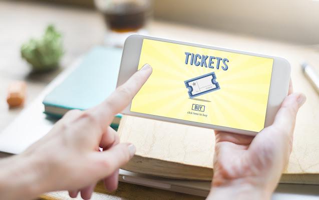 10 Tips Aman Berwisata Menggunakan Bus Untuk Para Traveller - Membeli tiket online