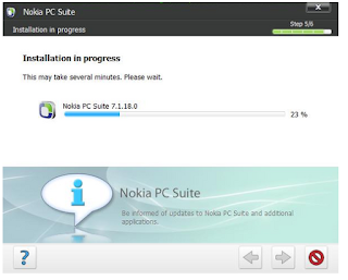 Nokia PC Suite free Download for PC