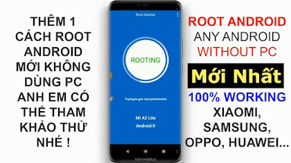 Update Files ROOT V2 cho Android 7,8,9 for Xiaomi, Samsung, Oppo (Mediafire) - GetFiles.TOP