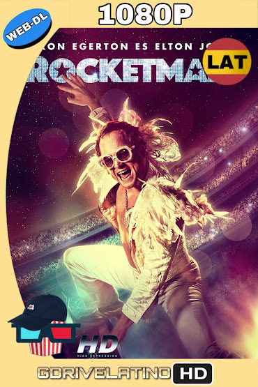 Rocketman (2019) AMZN WEB-DL 1080p Latino-Ingles MKV