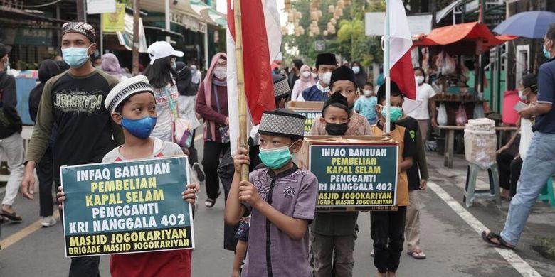 TNI AL 'Tolak' Uang Donasi Rp1,2 M dari Masyarakat untuk Beli Kapal Selam, Ketua KKIP Heran & Bingung
