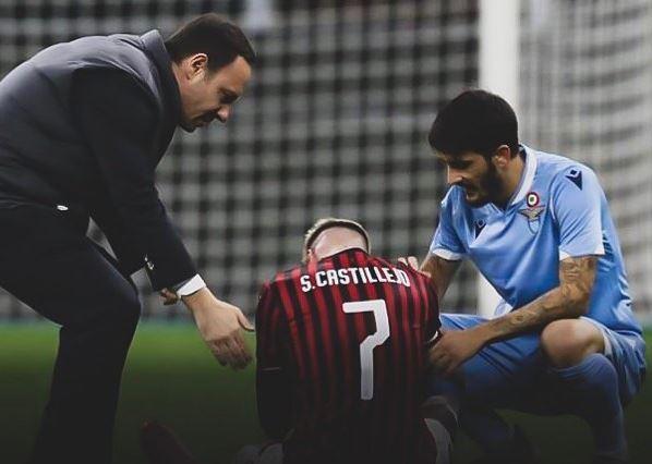 Fakta Kekalahan AC Milan Atas Lazio
