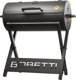 Luxe houtskoolbarbecue Boretti