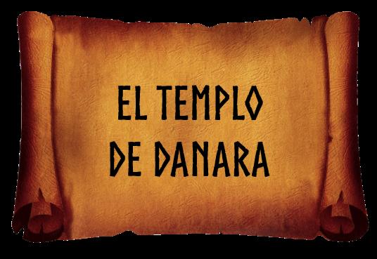 Aventura para Dungeons & Dragons - El Templo de Danara