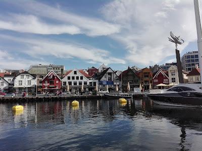 Stavanger, capital noruega del petróleo (@mibaulviajero)