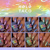 Holo Taco Pastel Rainbow Collection Swatch & Review