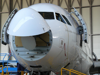Function of aircraft Radome
