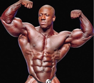 Bodybuilding star, Shawn Rhoden charged with first-degree rape in Utah, US