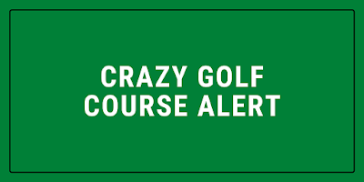 There are plans for a new Crazy Golf course in Bideford, Devon