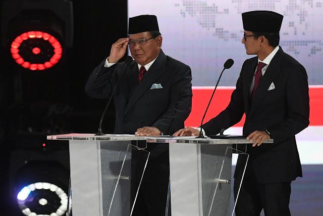 Prabowo Sebut Ekonomi RI Menyimpang dari Cita-cita Pendiri Bangsa